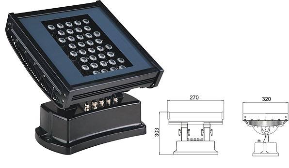 ዱካ dmx ብርሃን,LED flood floodlights,108W 216W ካሬ LED ግድግዳ ማጠቢያ 1, LWW-7-36P, ካራንተር ዓለም አቀፍ ኃ.የተ.የግ.ማ.