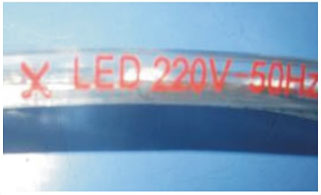 Guangdong udhëhequr fabrikë,LED dritë strip,110 - 240V AC SMD 3014 Led dritë strip 11, 2-i-1, KARNAR INTERNATIONAL GROUP LTD