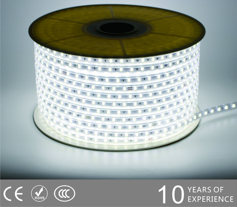 Guangdong udhëhequr fabrikë,të udhëhequr kasetë,240V AC Nuk ka Wire SMD 5730 LEHTA LED ROPE 2, 5730-smd-Nonwire-Led-Light-Strip-6500k, KARNAR INTERNATIONAL GROUP LTD